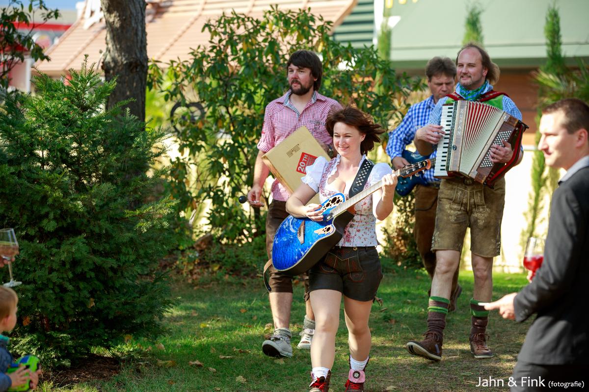 Jack Point Hochzeitsband Partyband Band Hochzeit Oberpfalz